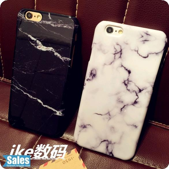 iPhone 5/6/6 Plus Funny Marble Phone Casing Case Cover