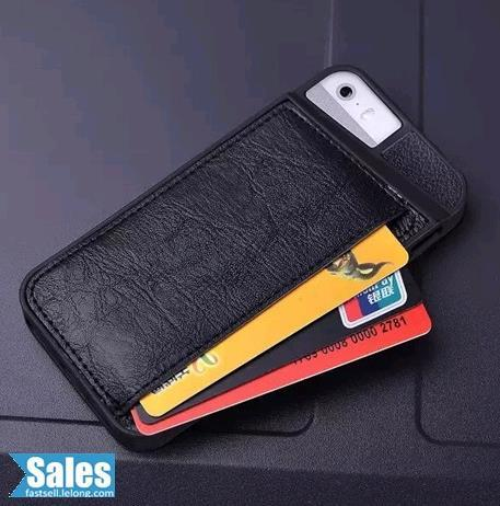 iPhone 5/6/ Plus Candy Bar Leather Casing Case Cover