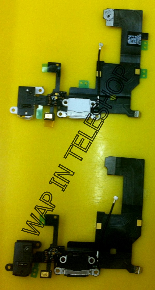 Iphone 5 Charging Charge Usb Plug in Port Mic Handsfree Flex Cable