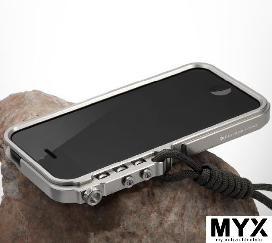 iphone 5 / SE/ 6/ 6 Plus Rugged Metal Bumper Frame Casing Case Cover