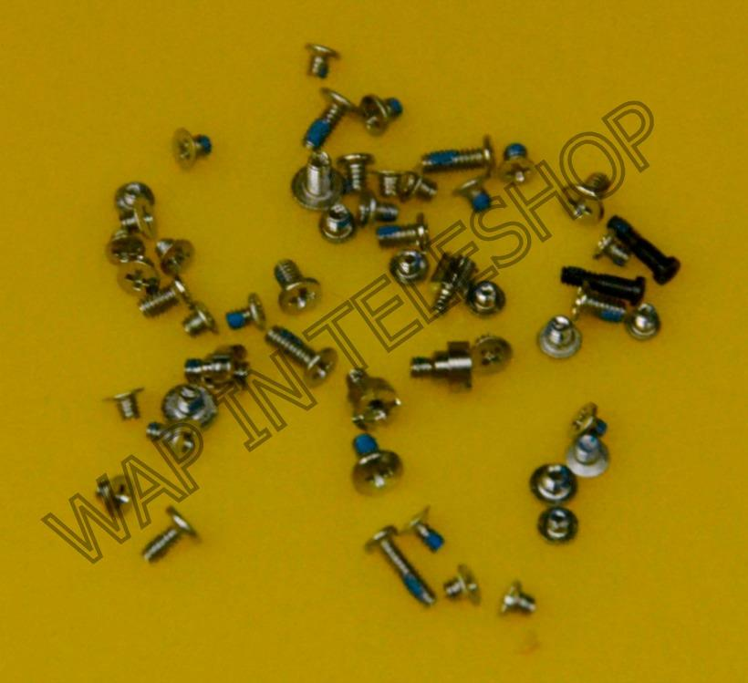 iphone 5C Fullset Screw Set Sparepart Repair Services Screws iphone5C