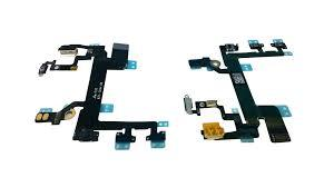 iphone 5s On/Off Power Button & Volume Flex Cable Ribbon Sparepart