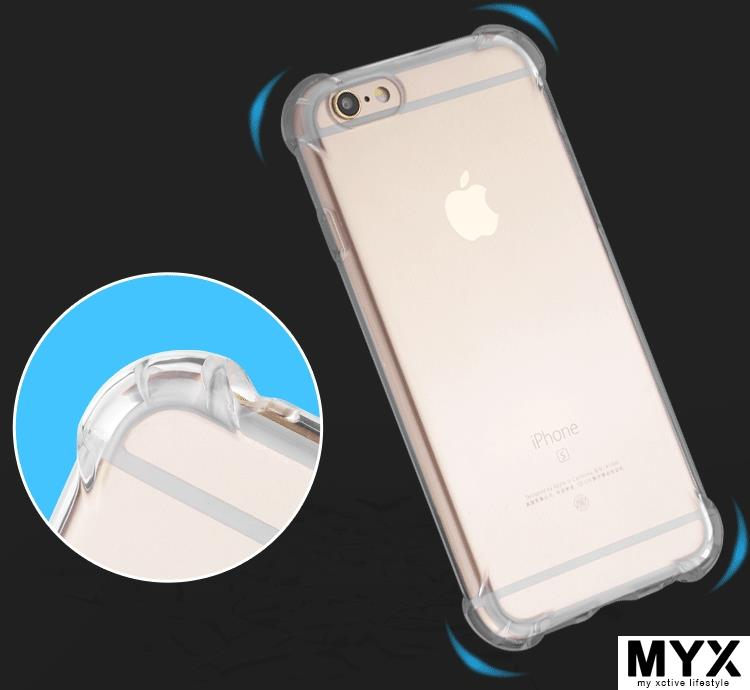 """iPhone 6 4.7"""" Silicone Soft Thick Casing Case Cover"""