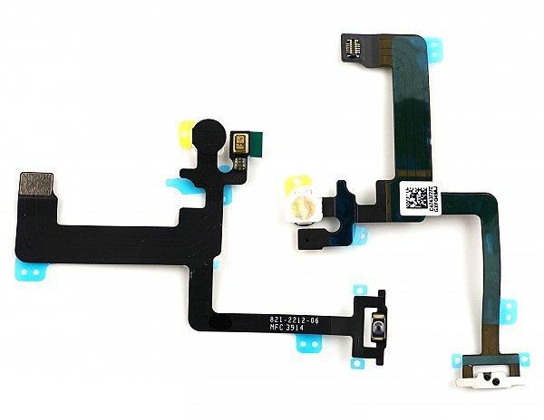 iphone 6 6g 4.7 On/Off On Off Mic Camera Flash Ribbon Flex Cable