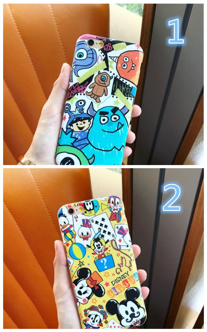 iPhone 6/6s 4.7'',6Plus/6sPlus 5.5'' Disney Case