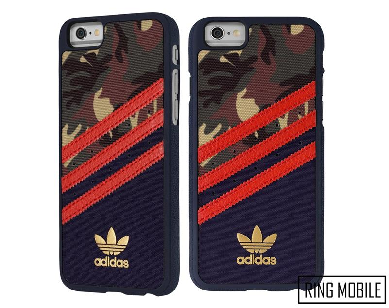 iPhone 6 / 6S 4.7' adidas Originals Moulded Case- Oddity Red Stripes