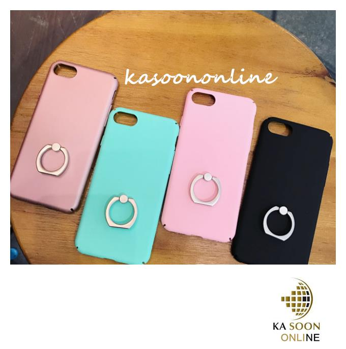iPhone 6/6s/7 4.7'',6Plus/6sPlus/7 Plus 5.5'' Case with I-Ring