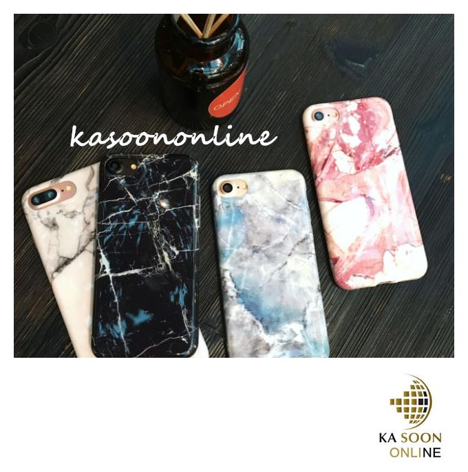 iPhone 6/6s/7 4.7'',6Plus/6sPlus/7 Plus 5.5'' Marble Case