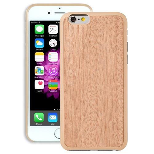 iPhone 6/6s Case,Ozaki O!Coat 0.3+ Wood Ultra Slim & Light weight Case