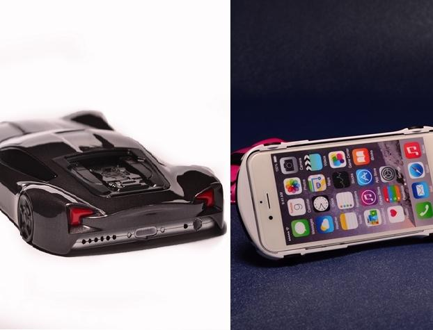 Iphone 6/6s Creative Sports Car Casing Case Cover