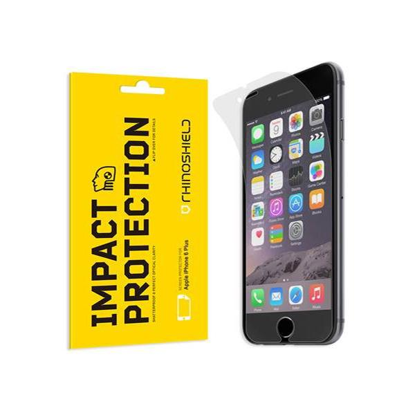 iPhone 6/6s plus, Rhino Shield High Impact-Resistant Screen Protector