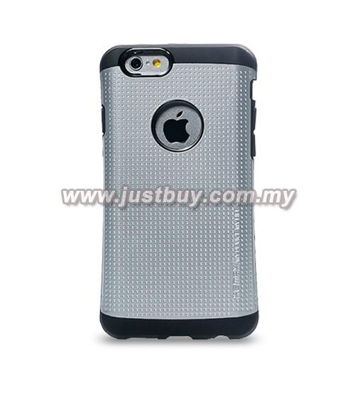 IPhone 6 Plus REMAX TPU + PC Armor Case - Silver
