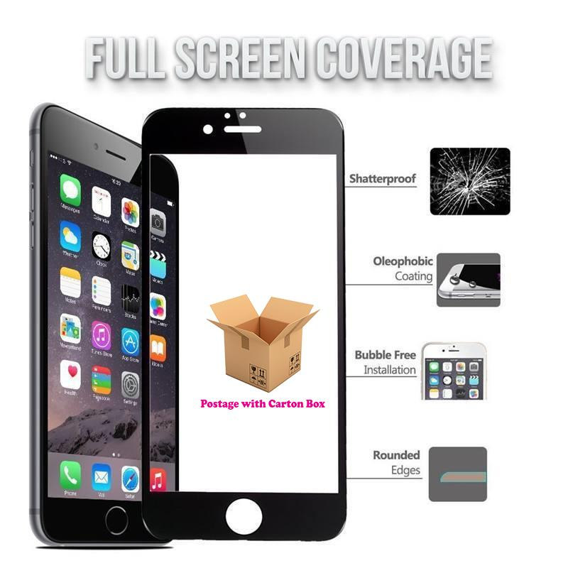 iPhone 6S / 6 Full Tempered Glass Screen Protector