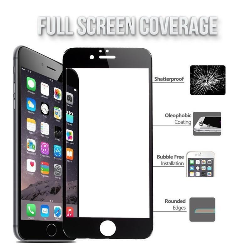 iPhone 6S Plus / 6 Plus Full Tempered Glass Screen Protector