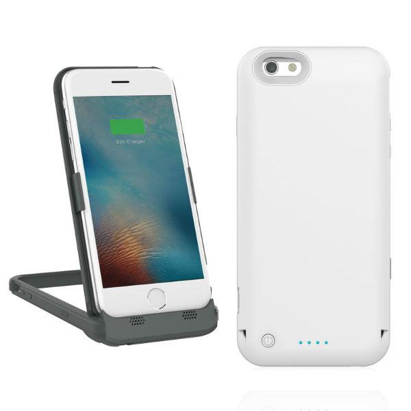 iPhone 6s rock space Power Stand Case
