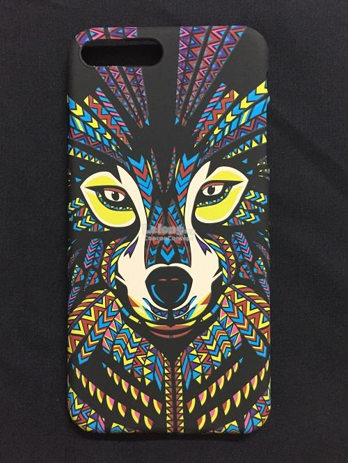 IPHONE 7/7 Plus Animal Pattern Hard Casing