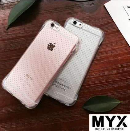 iPhone 7 / 7 Plus New Bubble Airbag Anti-knock Silicone TPU Casing