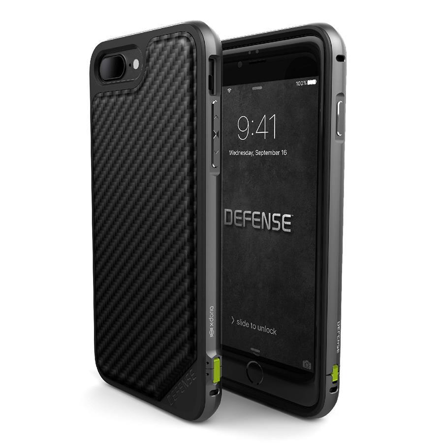 iPhone 7 Case, X-Doria Defense Lux Series - Military Grade Drop Tested
