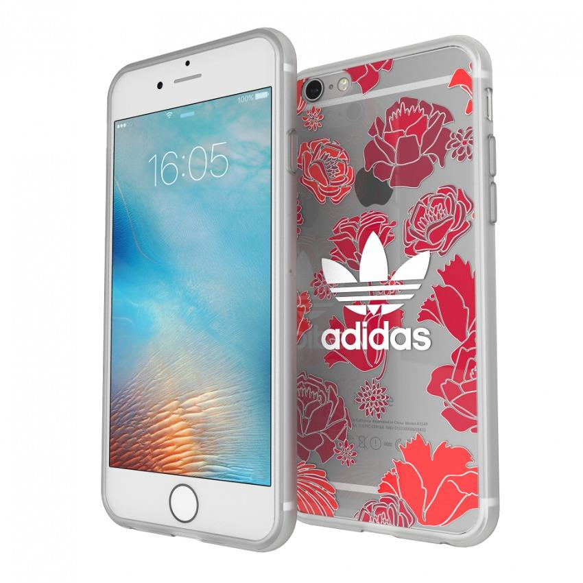 iPhone 7 plus, Adidas Clear case