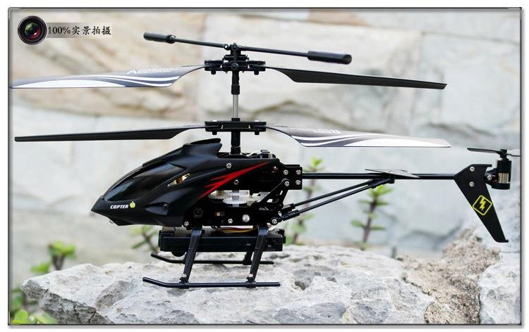 Iphone Android Ipad 3.5ch Rc Helicopter With Camera