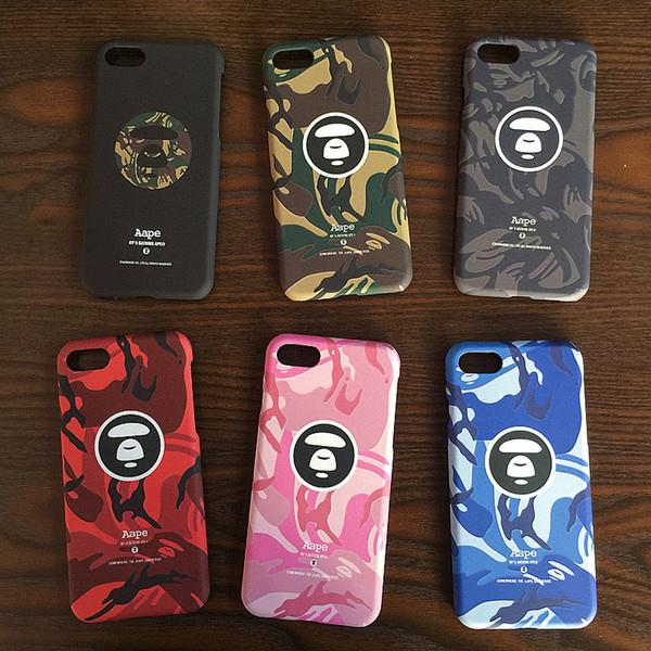 IPhone Bathing Aape matte case