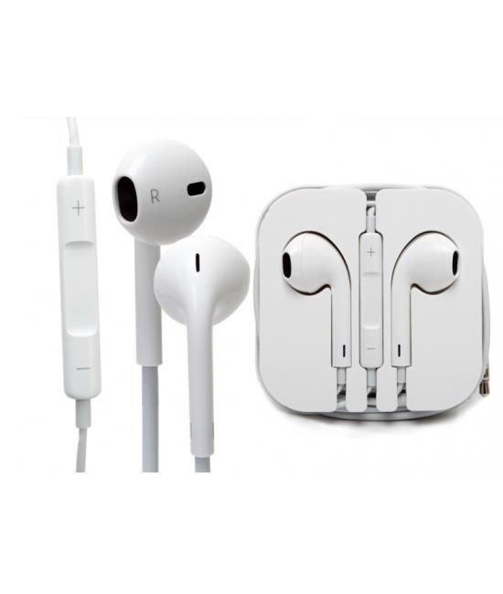 iPhone Compatible EarPods boast Earphones Handsfree With Mic