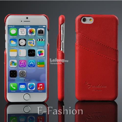 iPhone Vintage Leather For iPhone 6/6s Plus Case Cover