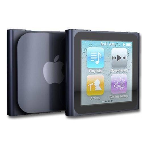 Gallery Ipod Nano 6th Generation Graphite