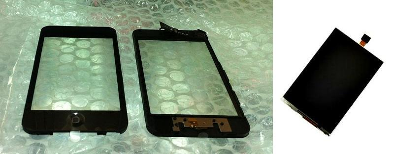Ipod Touch Gen 3 Display Lcd / Digitizer Touch Screen Touch3