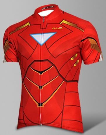 Iron Man Cycling Jersey (4232)