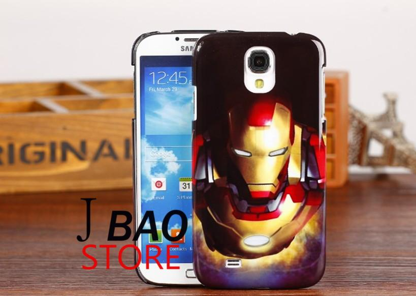 Iron Man Samsung S4 LED Beam Case by NFC (Ironman)