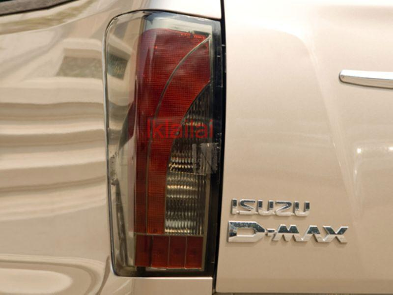 Isuzu D-Max '13 Tail Lamp Crystal LED Smoke