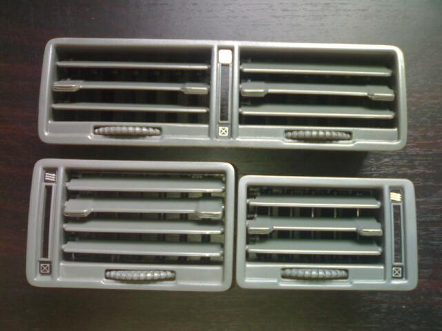 Iswara Dashboard A/C Vent Full Set