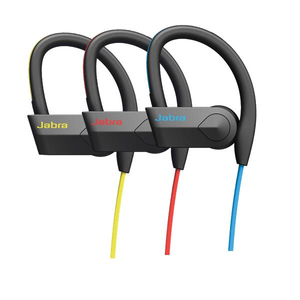jabra sport pace wireless sweat weather resistant bluetooth headset yellow ebay. Black Bedroom Furniture Sets. Home Design Ideas