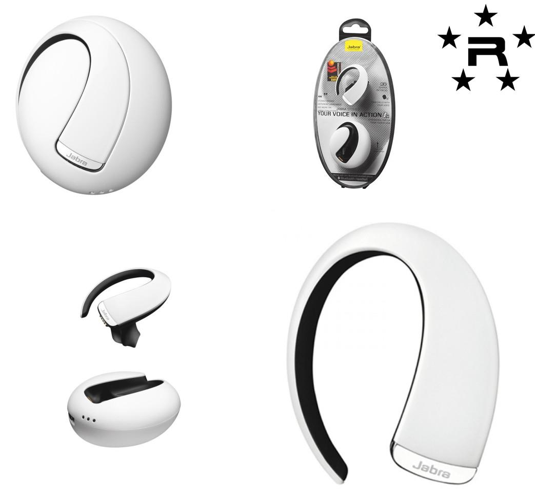 Jabra Stone 2 Bluetooth Headset ( white ) - rmtlee