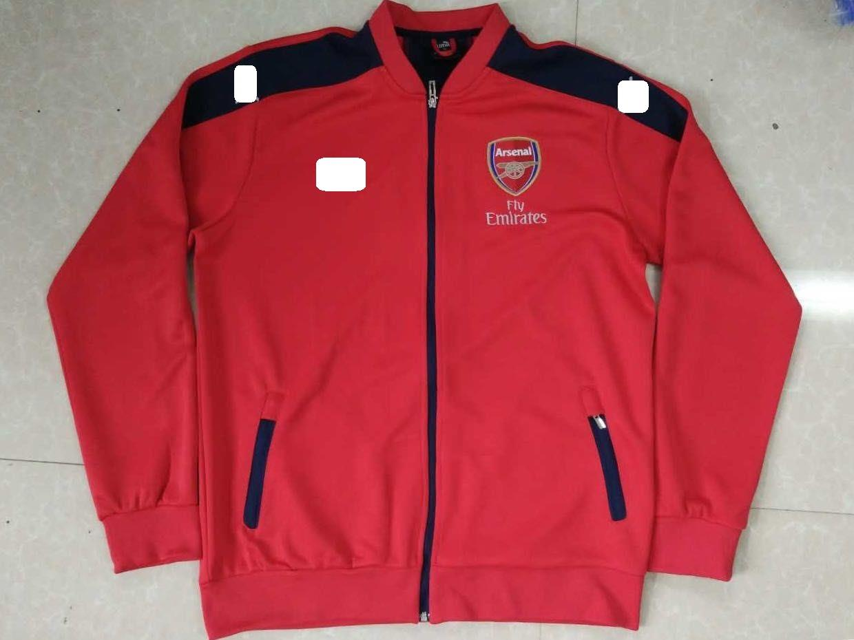 Jacket/Jersey/Jersi Arsenal RED Jacket 2016/2017