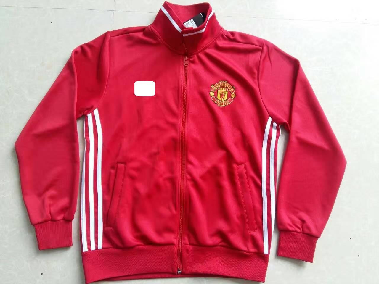 Jacket/Jersey/Jersi Man Utd RED Jacket 2016/2017