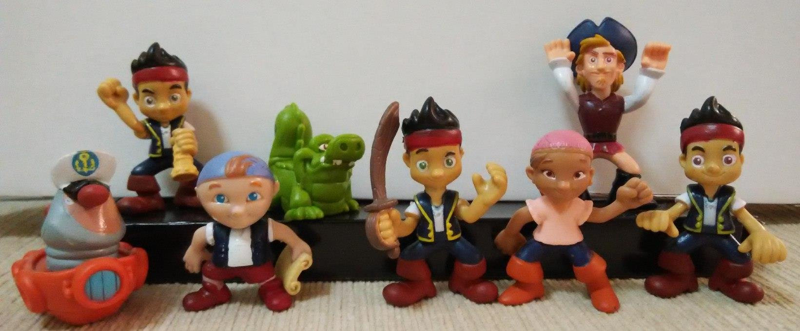 Jake Pirates and the Never Ending Toy Figures - JPCT03