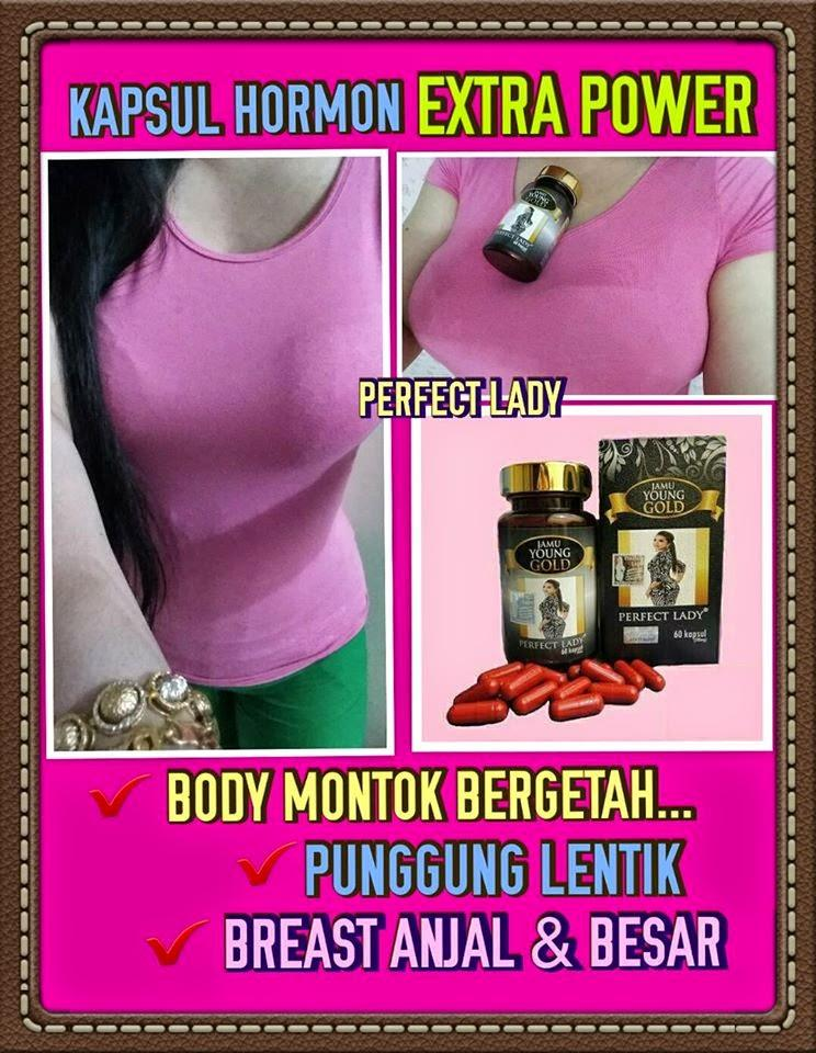 JAMU YOUNG GOLD PERFECT LADY