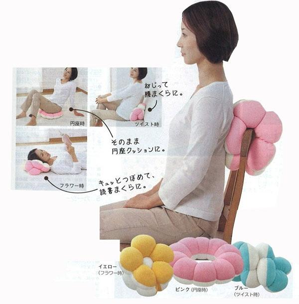 Japan Doughnut Cushion 11934