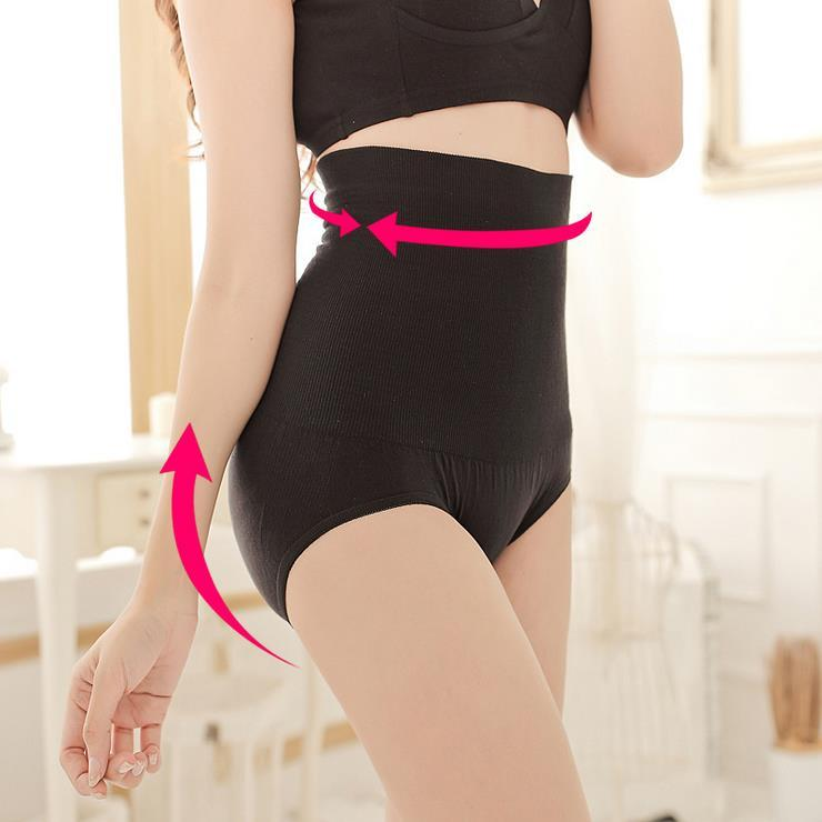 Japan Feeling Touch Super High Waist Body Shaping Underwear
