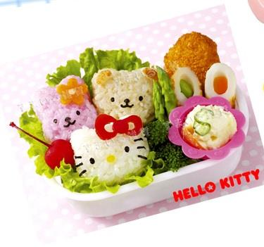 Japan Hot Sale~KT Rice Ball Mold