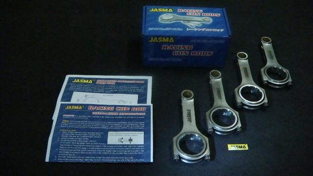 JASMA RACING CONNECTING ROD Kelisa/Kenari H-beam