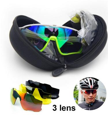 Jawbreaker Cycling Sunglasses Prizm Road Limited Edition Black Red