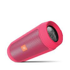 JBL PORTABLE SPEAKERS CHARGE2 PINK
