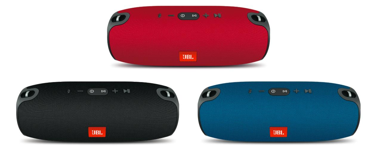 JBL PORTABLE SPEAKERS XTREME RED