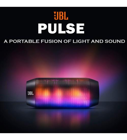 JBL Pulse Wireless Portable Bluetooth Speaker With LED Lights Original