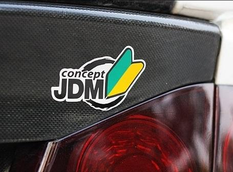 Car Decal Sticker Malaysia Jdm Concept Car Decal Sticker