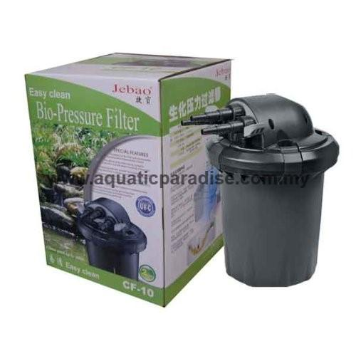 Jebao bio pressure filter cf 1 end 2 5 2018 2 15 pm myt for Self cleaning pond filter