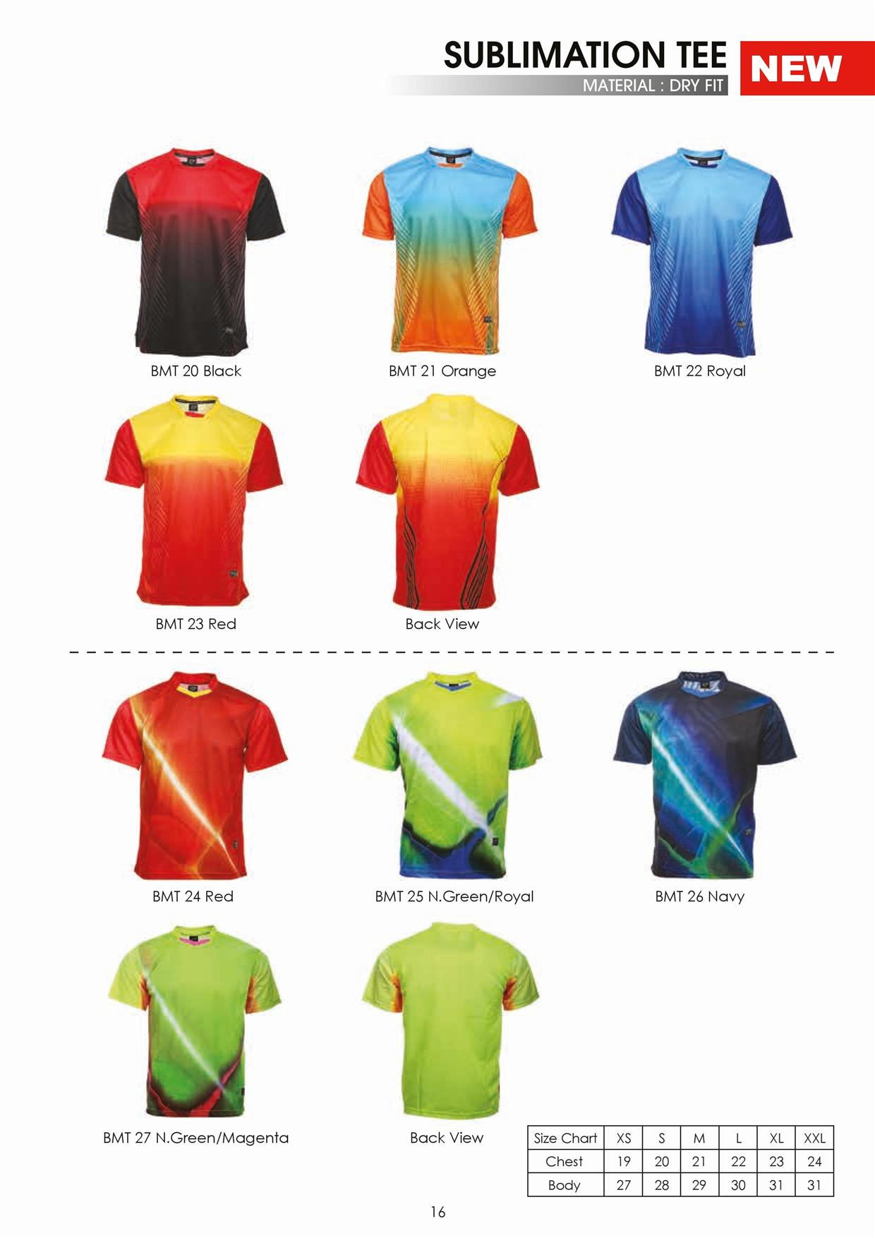 Jersey Arora Sport Wholesale Borong (end 4/15/2015 2:15 PM)